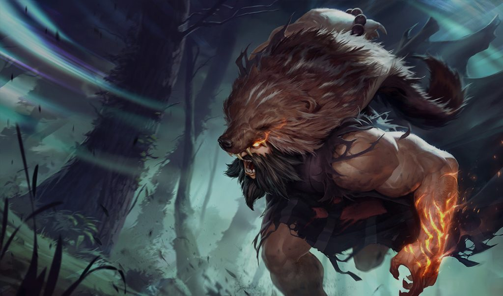 Udyr changes in patch 6.19