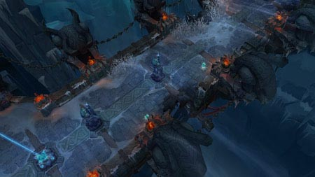 League of Legends maps overview