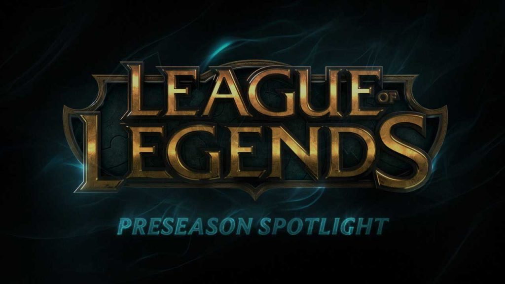 League of Legends preseason