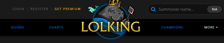 LoLking league of legends service