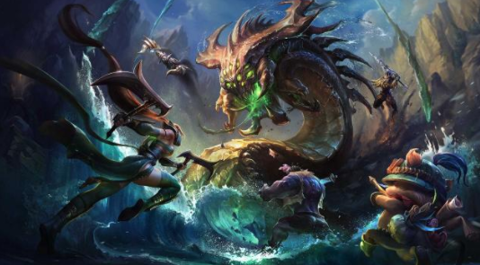 League of Legends – 7.16 patch is here